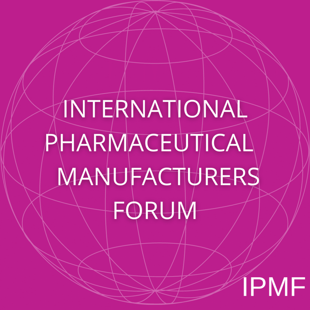the International Pharmaceutical Manufacturers Credit Forum