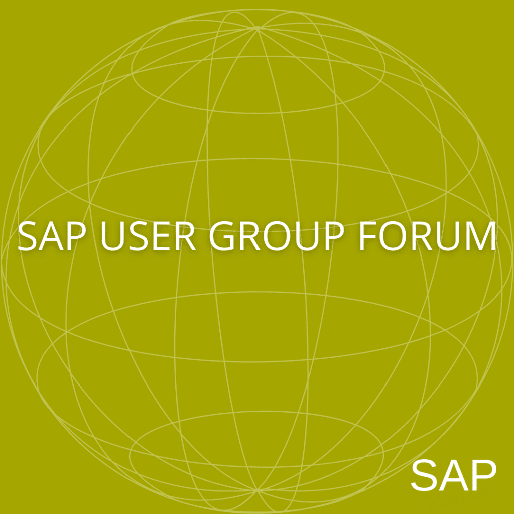 SAP User Group