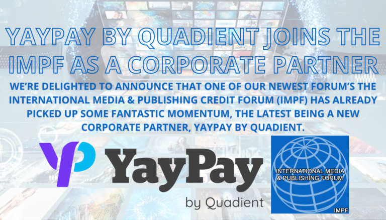 YayPay by Quadient Joins the IMPF as a Corporate Partner